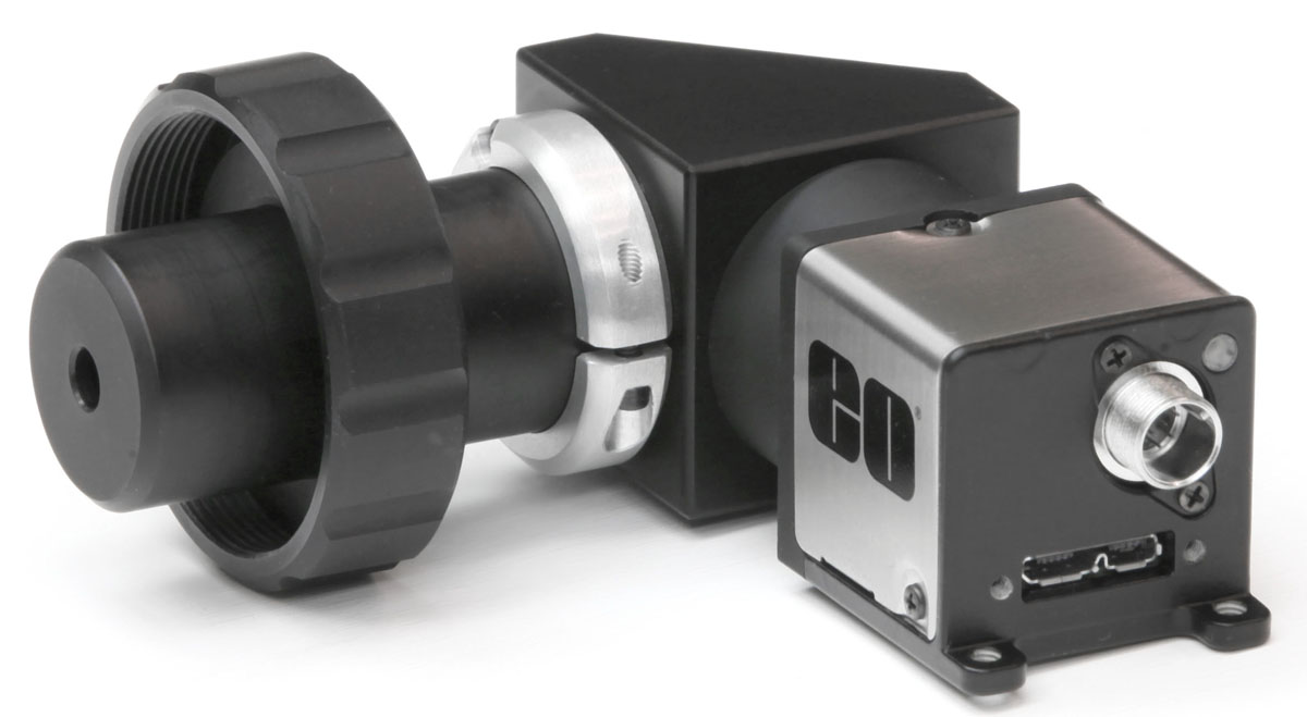 Global operating microscope adapter for C-mount cameras