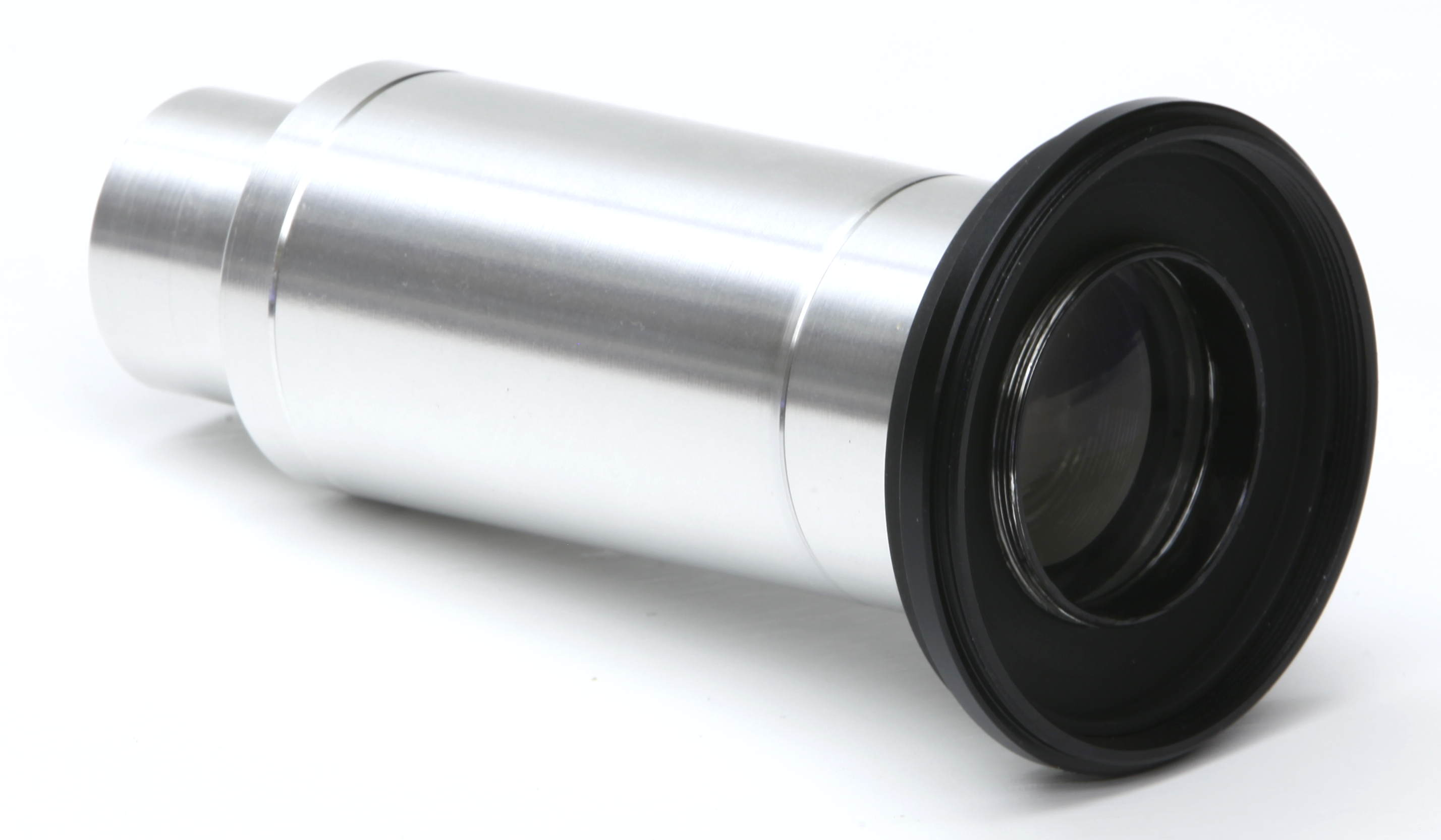 Microscope adapter for cameras and camcorders with large lenses